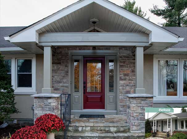 Ottawa Porch Exterior Renovations